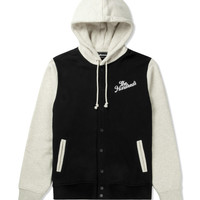 The Hundreds Black Raphael Snap Jacket   HYPEBEAST Store. Shop Online for Men's Fashion, Streetwear, Sneakers, Accessories