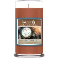 Jackpot Candles Caramel Coffee Latte Jewelry Candle