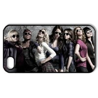 CTSLR Movie & Teleplay Series Protective Hard Case Cover for iPhone 4 & 4S - 1 Pack - Pitch Perfect - 1