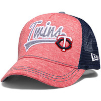 Minnesota Twins Women's Shorty Swoop 9FORTY Adjustable Cap by New Era - MLB.com Shop