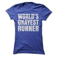 Worlds Okayest Runner - On Sale