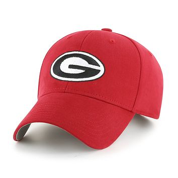 f24bd14aab7 Georgia Bulldogs All Season Velcro Adjustable Hat