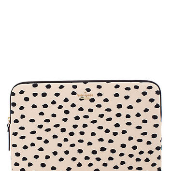 Kate Spade Renny Drive Laptop Sleeve Shell Pink ONE