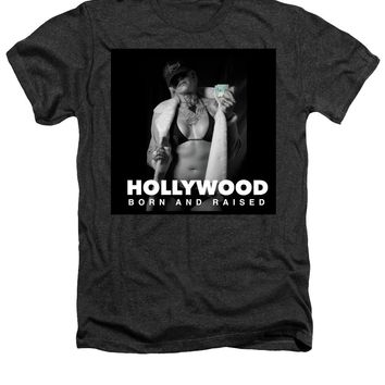 After Dark Model Elisabeth Hollywood Born - Heathers T-Shirt