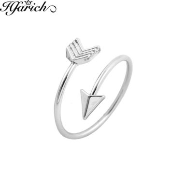 Adjustable Infinity Arrow Fashion Ring