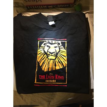 The Lion King Chicago T-Shirt
