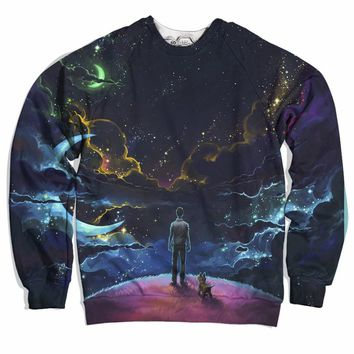 Into The World Sweater
