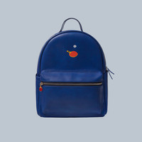 Ping Pong PU Leather Backpack