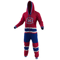 Montreal Canadiens NHL Adult Onesuit
