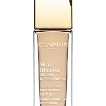 Clarins Skin Illusion Natural Radiance Foundation SPF 10 | Nordstrom