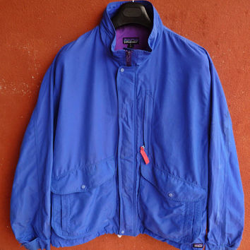 Vintage 80s PATAGONIA hunting snow bomber hiking jacket original made in usa