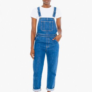 Denim Femme Overall | American Apparel