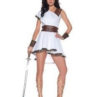 Greek Guardian Female Adult Costume Size Small