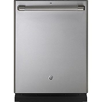 "GE Cafe 24"" Stainless Steel Built-In Dishwasher"