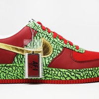 Nike Air Force 1 Low Supreme I/O Questlove