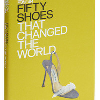 Fifty Shoes that Changed the World | Mod Retro Vintage Books | ModCloth.com