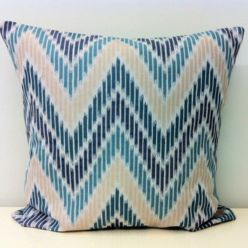 Turquoise Woven Pillow,Decorative Pillows,Jacquard Pillow,Rustic Pillows,Boho Pillows,Cushion Covers,Blue Throw Pillows,Beige Pillow Covers