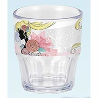 Sailor Moon Crystal Plastic Cup