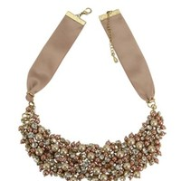Nina Jewelry Melaney Statement Necklace -