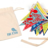 Rob Ryan Bunting | Wild and Wolf