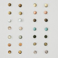 AEO Women's Soft Tone Studs 18-pack (Multi)