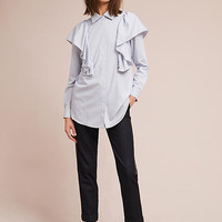 Millburn Ruffled Buttondown