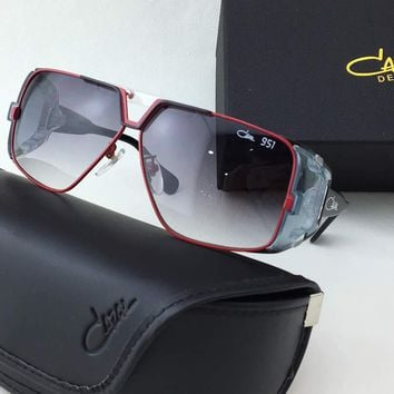 Cazal Vintage Shield Sunglasses