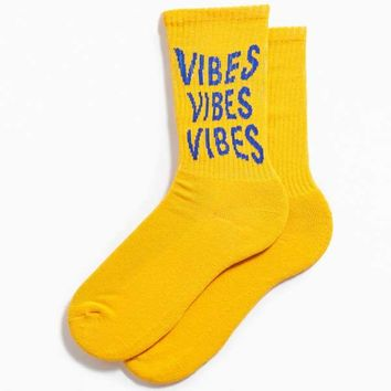 Vibes Sport Sock | Urban Outfitters