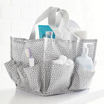 Bath Beauty Bin, Mini Dot