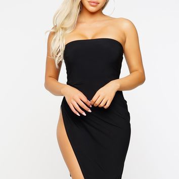 Akira Dress - Black