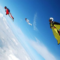 Awesome Collection of Wingsuit Flights - Unfinished Man