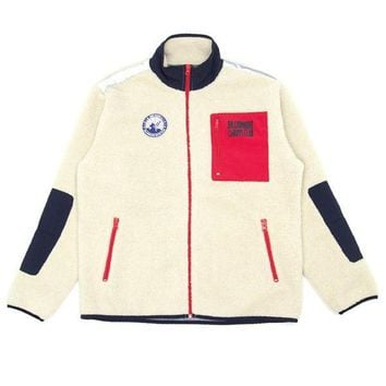 Sherpa Fleece Zip-Jacket by Billionaire Boys Club