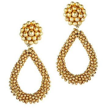 Kate Earrings in Gold