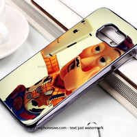 Disney Toy Story Woody Samsung Galaxy S6 and S6 Edge Rubber Case