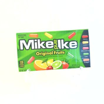 Cute Green Long Women's Wallet , Mike and Ike's Candy Gifts