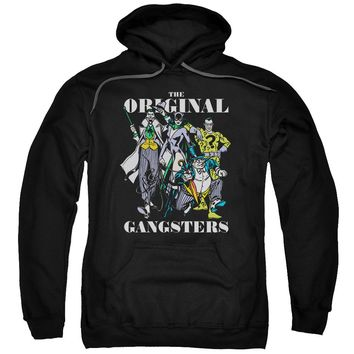 Dc - Original Gangsters Adult Pull Over Hoodie Officially Licensed Apparel
