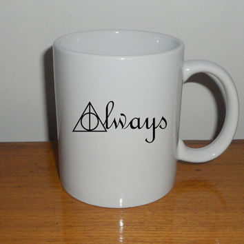 Harry Potter Always Quote Cup Coffee Mug