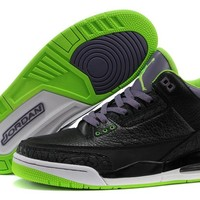 "Air Jordan 3 Retro ""Joker"" - 136064 018  Basketball Sneaker"