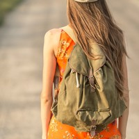 Embracing the Fashion of a Vintage Inspired Backpack
