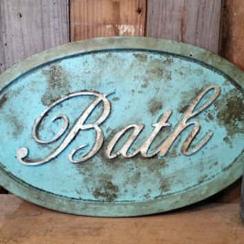 Rustic Wall Decor For Bathroom emejing shabby chic bathroom wall decor images - home design ideas