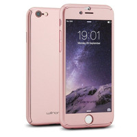Willnorn Norn One Full Body Protection Hard Slim Case with Tempered Glass Screen