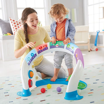 Baby, Toddler Bright Beats Smart Touch Play Educational Developmental Musical Toy Space
