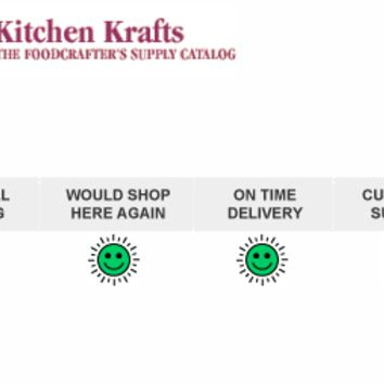 Kitchen Krafts - Home Baking Supplies, Cake Decorating, Candy Making, Home Canning Supplies