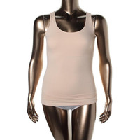 Spanx Womens Top This Smoothing Tank Top Shaping Camisole