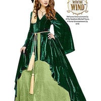 Gone with the Wind Scarlett Curtain Dress Costume - Spirithalloween.com