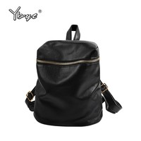 casual small solid preppy style tote rucksack fashion ladies party women purse famous designer bags girl student school backpack