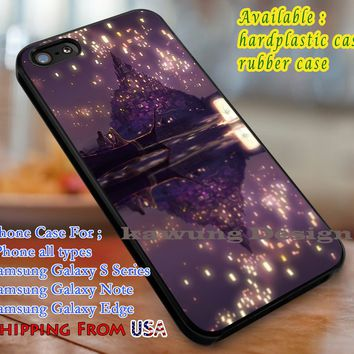 Lantern Tangled Rapunzel iPhone 7 7+ 6s 6 Cases Samsung Galaxy S8 S7 edge S6 S5 NOTE 5 4