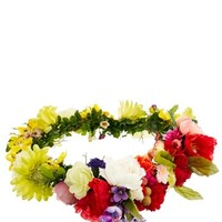 Limited Edition Epic flower Hair Garland