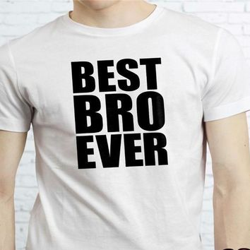 Best Bro Ever - Brother/Siblings' T-shirt