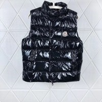 MONCLER Men's /Women's  Down jacket waistcoat Freestyle Vest